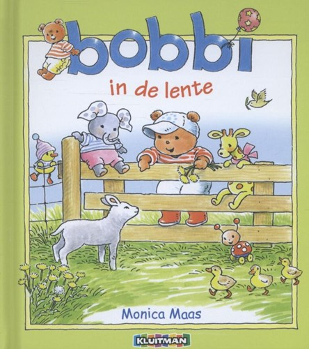 Bobbi in de lente (Hardcover)