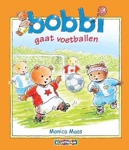 Bobbi gaat voetballen (Hardcover)