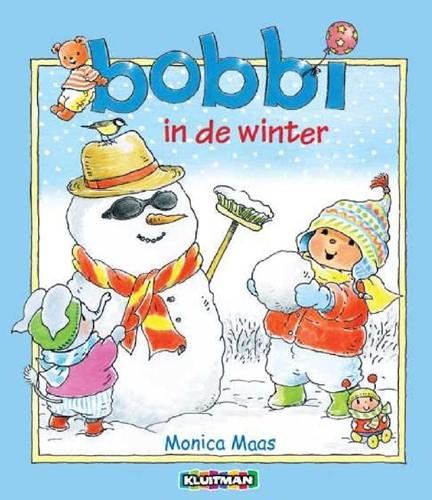 Bobbi in de winter (Hardcover)