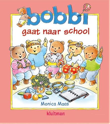 Bobbi gaat naar school (Hardcover)