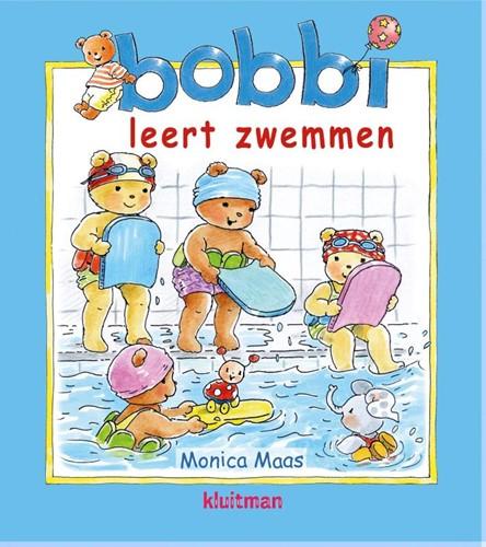 Bobbi leert zwemmen (Hardcover)