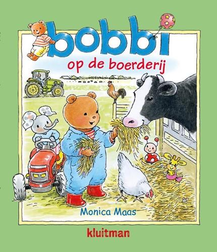 Bobbi op de boerderij (Hardcover)
