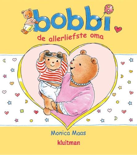 Bobbi de allerliefste oma (Hardcover)