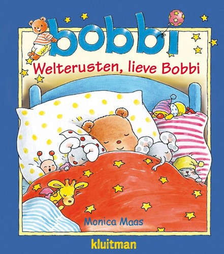 Welterusten lieve Bobbi (Hardcover)