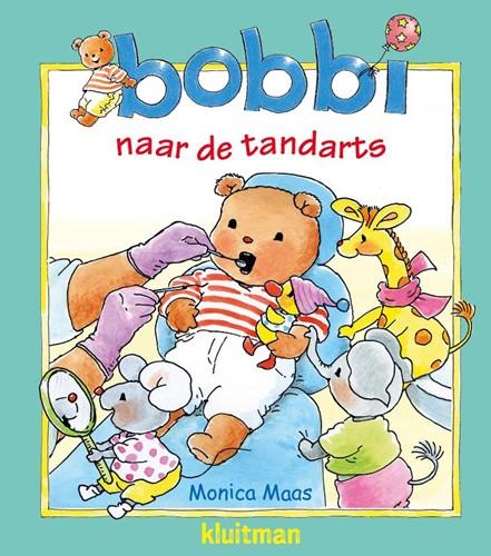 Bobbi naar de tandarts (Hardcover)