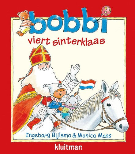Bobbi viert sinterklaas (Paperback)
