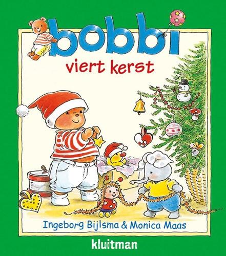 Bobbi viert kerst (Hardcover)