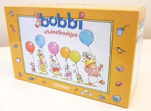 Bobbi uitdeelboekjes 12 stuks (Hardcover)