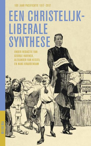 Christelijk-liberale synthese (Paperback)