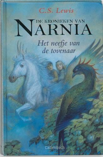 Het neefje van de tovenaar (Hardcover)