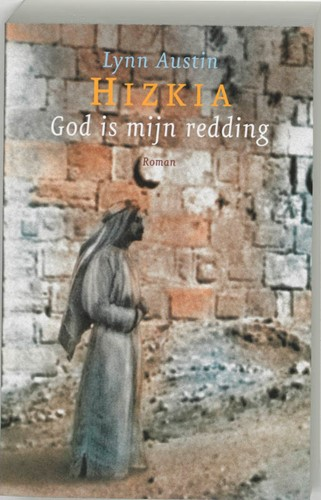 Hizkia God is mijn redding POD (Boek)