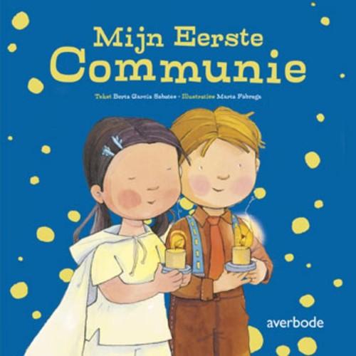 Mijn eerste communie (Hardcover)