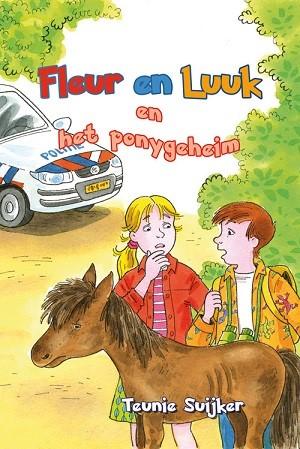 Fleur en luuk en het ponygeheim (Hardcover)