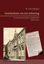 Geschiedenis van een scheuring (Boek)