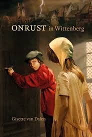 Onrust in wittenberg (Boek)