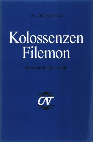 Kolossenzen en filemon (Boek)
