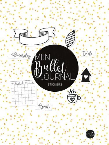 Mijn bullet journal STICKERS (Paperback)