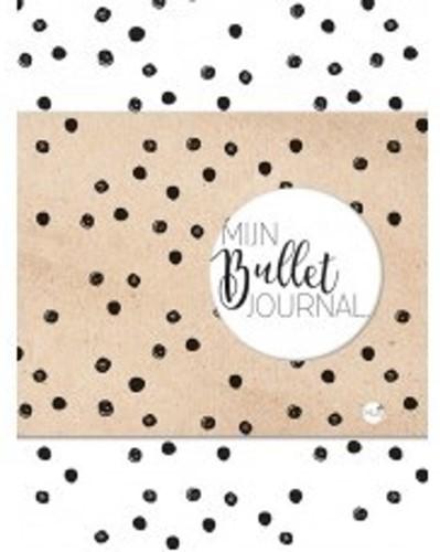 Mijn bullet journal black dot (Paperback)