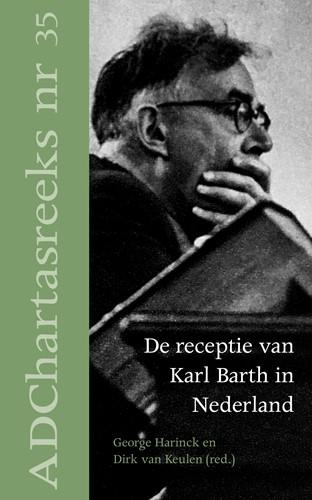 Receptie van Karl Barth in Nederland (Paperback)
