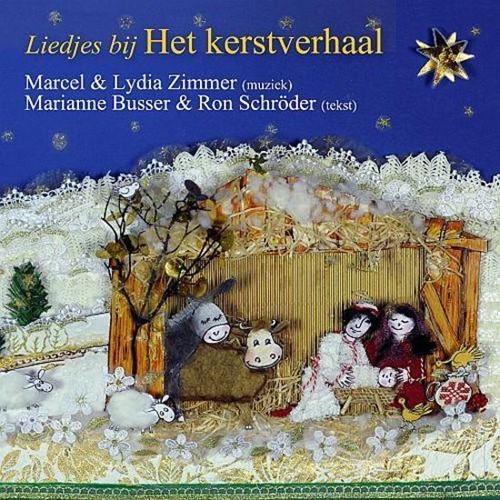 Liedjes bij het kerstverhaal (CD)