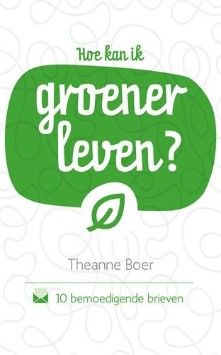 Hoe kan ik groener leven (Paperback)