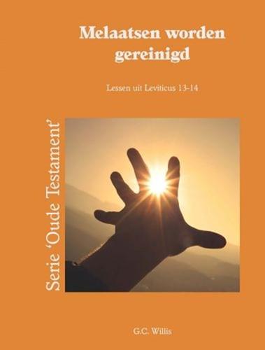 Melaatsen worden gereinigd (Boek)