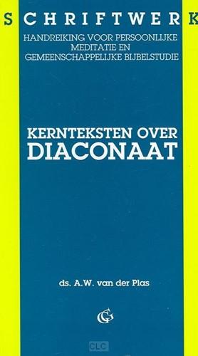Kernteksten over diaconaat (Paperback)