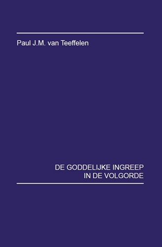 Goddelijke ingreep in de volgorde (Paperback)