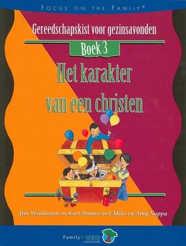Karakter van een christen (Paperback)