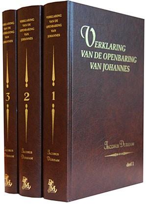 Verklaring openbaring van johannes (3 delen) (Hardcover)