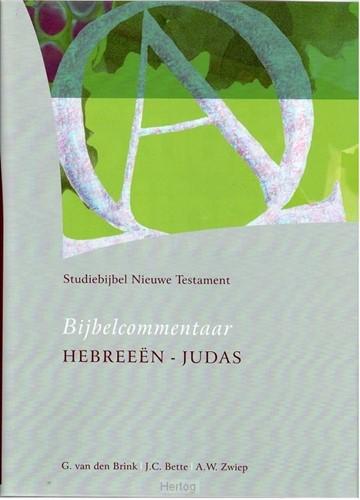 Bijbelcommentaar Hebreeën t/m Judas (Hardcover)