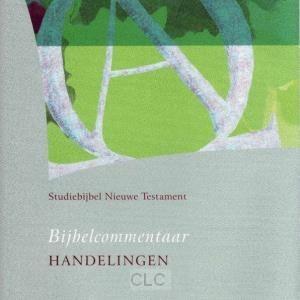 Bijbelcommentaar Handelingen (Hardcover)