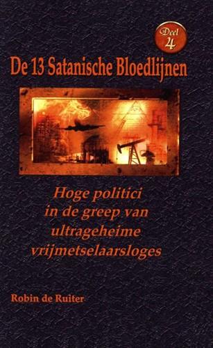 De 13 satanische bloedlijnen (Deel 4) (Paperback)