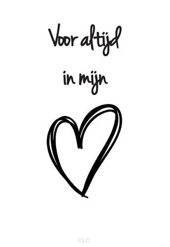 Voor altijd in mijn hart
