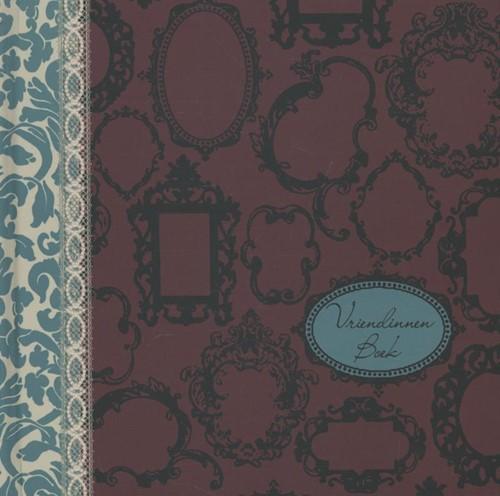 Vriendinnenboek + sierbandje (Boek)