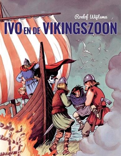Ivo en de vikingszoon (Paperback)