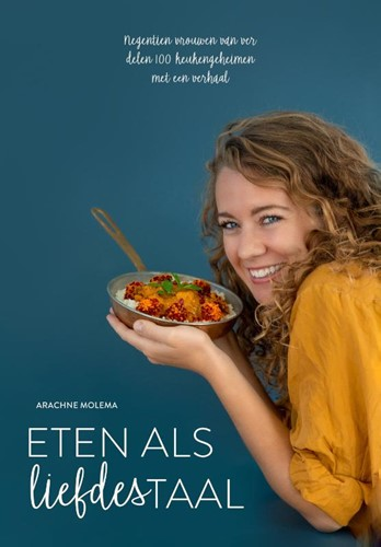 Eten als liefdestaal (Hardcover)