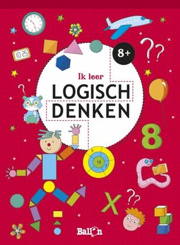 Ik leer logisch denken 8+ (Paperback)