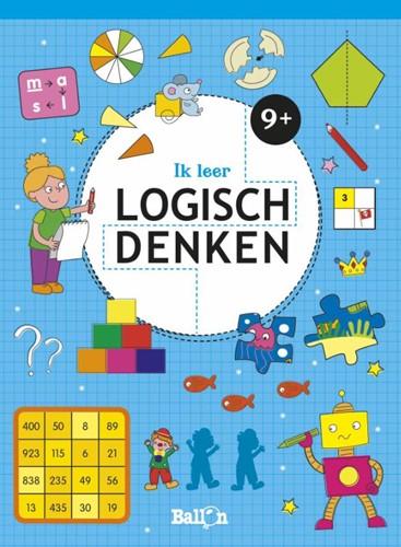 Ik leer logisch denken 9+ (Paperback)