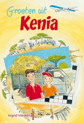 Groeten uit Kenia (Boek)