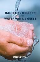 Dagelijks drinken van het water van de Geest