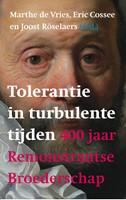 Tolerantie in turbulente tijden (Paperback)