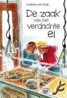De zaak van het verdachte ei (Hardcover)