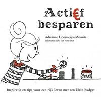 Acti€f besparen (Hardcover)
