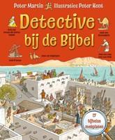 Detective bij de Bijbel (Boek)