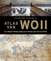 Atlas van WOII (Hardcover)