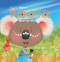 Kleine koala gaat op reis (Hardcover)