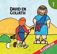David en goliath kleurboek (Boek)