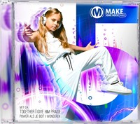 Make some noise kids 5 (CD)