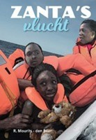Zanta's vlucht (Hardcover)